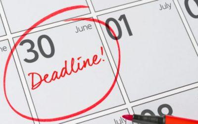 ALB#026 – Deadlines, Deadlines…