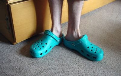 ALB#025 – Don't p*ss on my Crocs