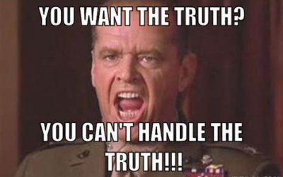 ALB#035 – You can't handle the truth!