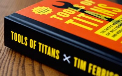 #ALB027 – Tools of Titans Takeaways – 14 tips from Tim Ferriss' MONSTER of a book