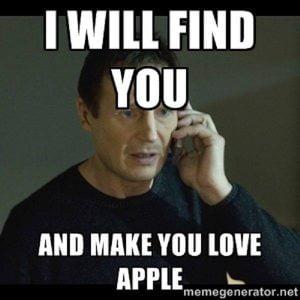 Evangelist Apple