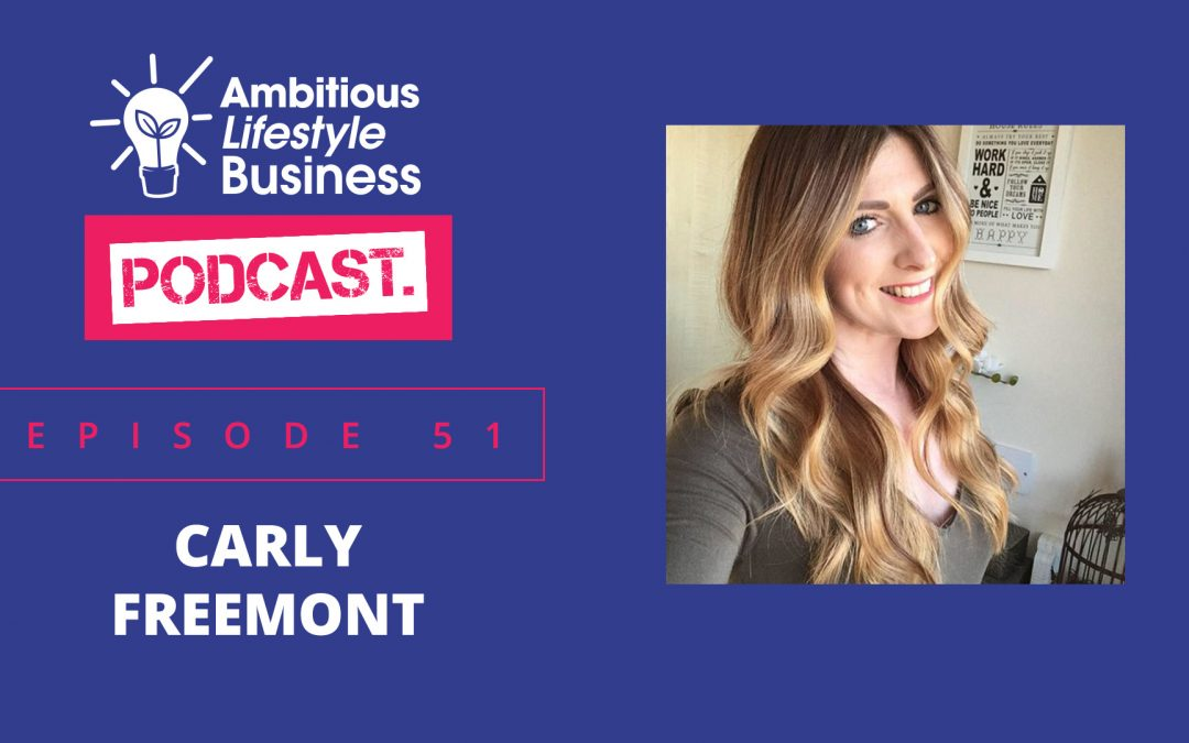 #ALB51 – Carly Freemont