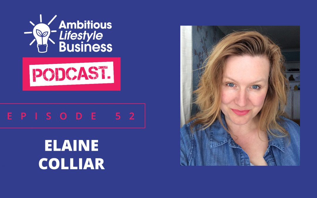 #ALB52 – With Elaine Colliar