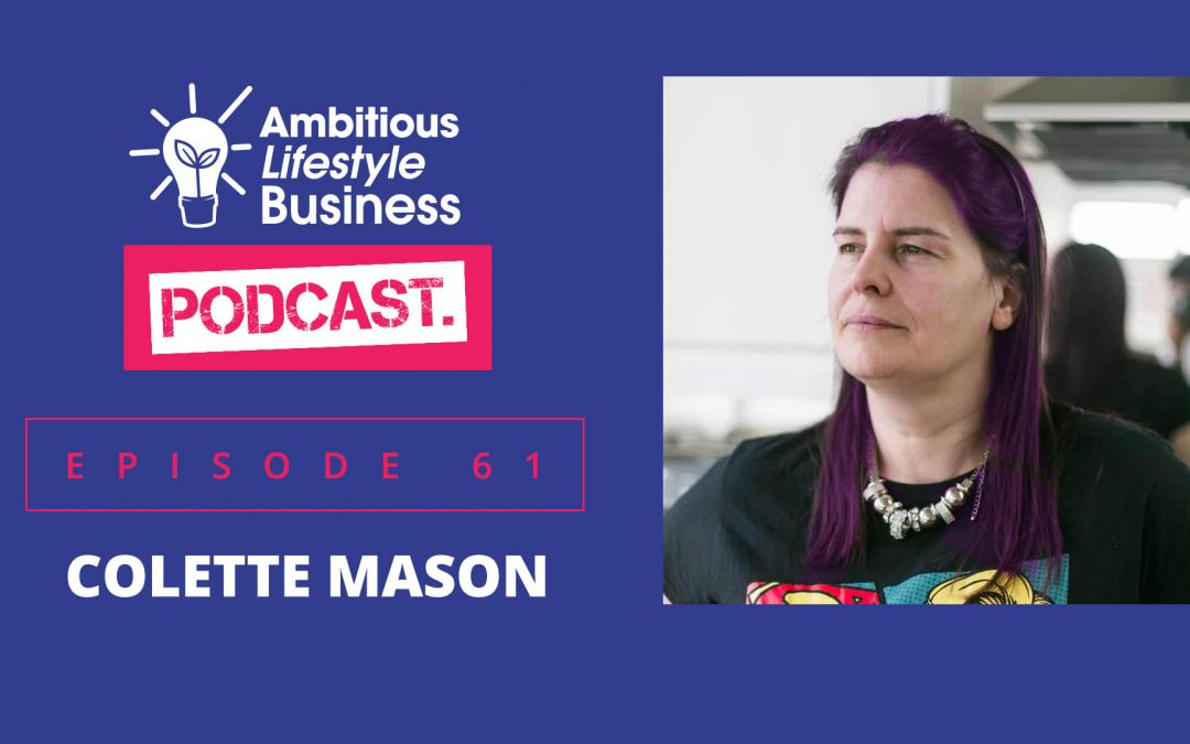 #ALB 61 Colette Mason