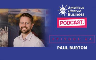 #ALB 64 – Paul Burton