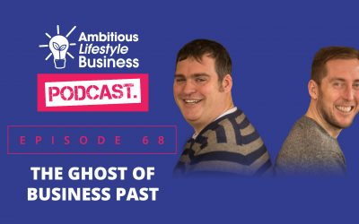 #ALB68 – The Ghost of Business Past